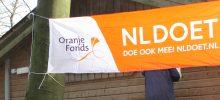 NL Doet: vrijwilligers hard aan 't werk bij Stichting Titurel