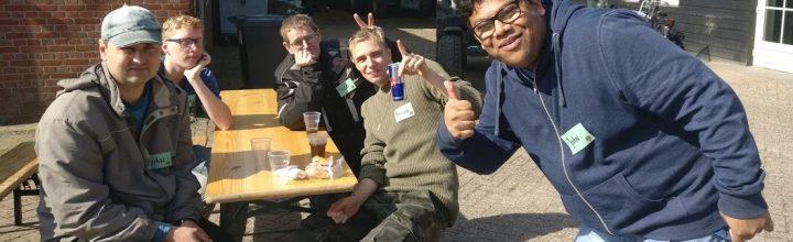 Een hele leuke, gezellige en zonnige Schelderit – bedankt LionsClub! Tekst & foto's door Floor