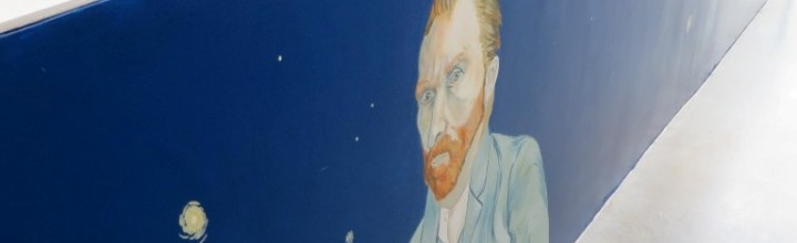 Komt dat zien! klas Janny presenteert: Vincent van Gogh.