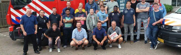 Brandweeruitje 14-08-2018 door Timo