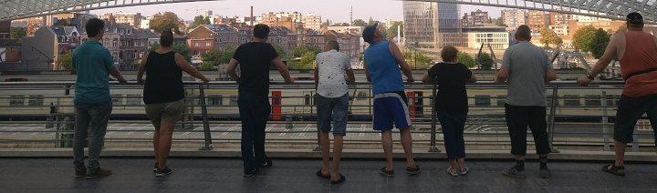 De laatste dagen vakantie in Durbuy – verslag en foto's door Floor