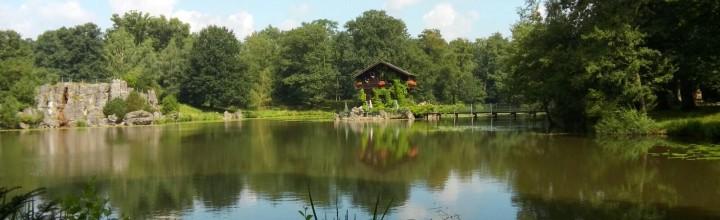 wildpark Bocholt en vissen
