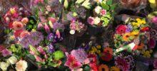 Bedankt voor de bloemen!!