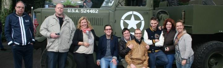 Een dagje met het leger in de Canadalaan