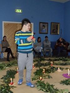 Adventsfeest