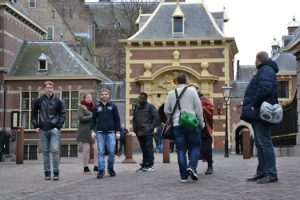 Titurel Cultuurklas bezoekt Binnenhof_02