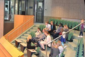 Titurel Cultuurklas bezoekt Binnenhof_04