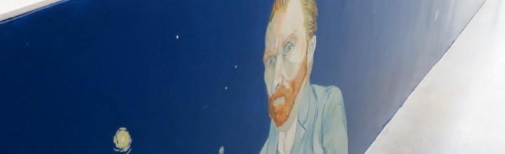 Cultuurklas in de ban van Van Gogh, geschreven door Janny, foto's door Sil