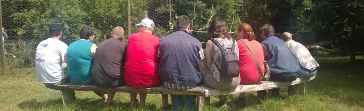 Dierentuin en vuurmeesters in Aalten