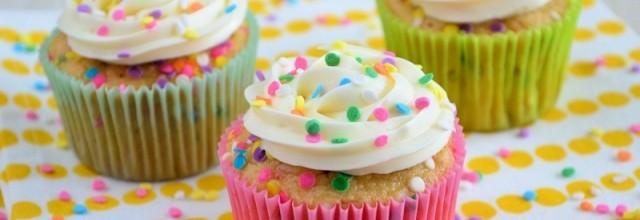Karen vertelt: cupcakes maken tijdens de huiskamer ochtend.