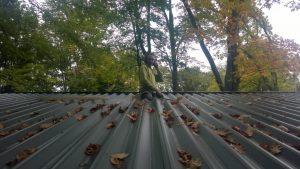 huid dak